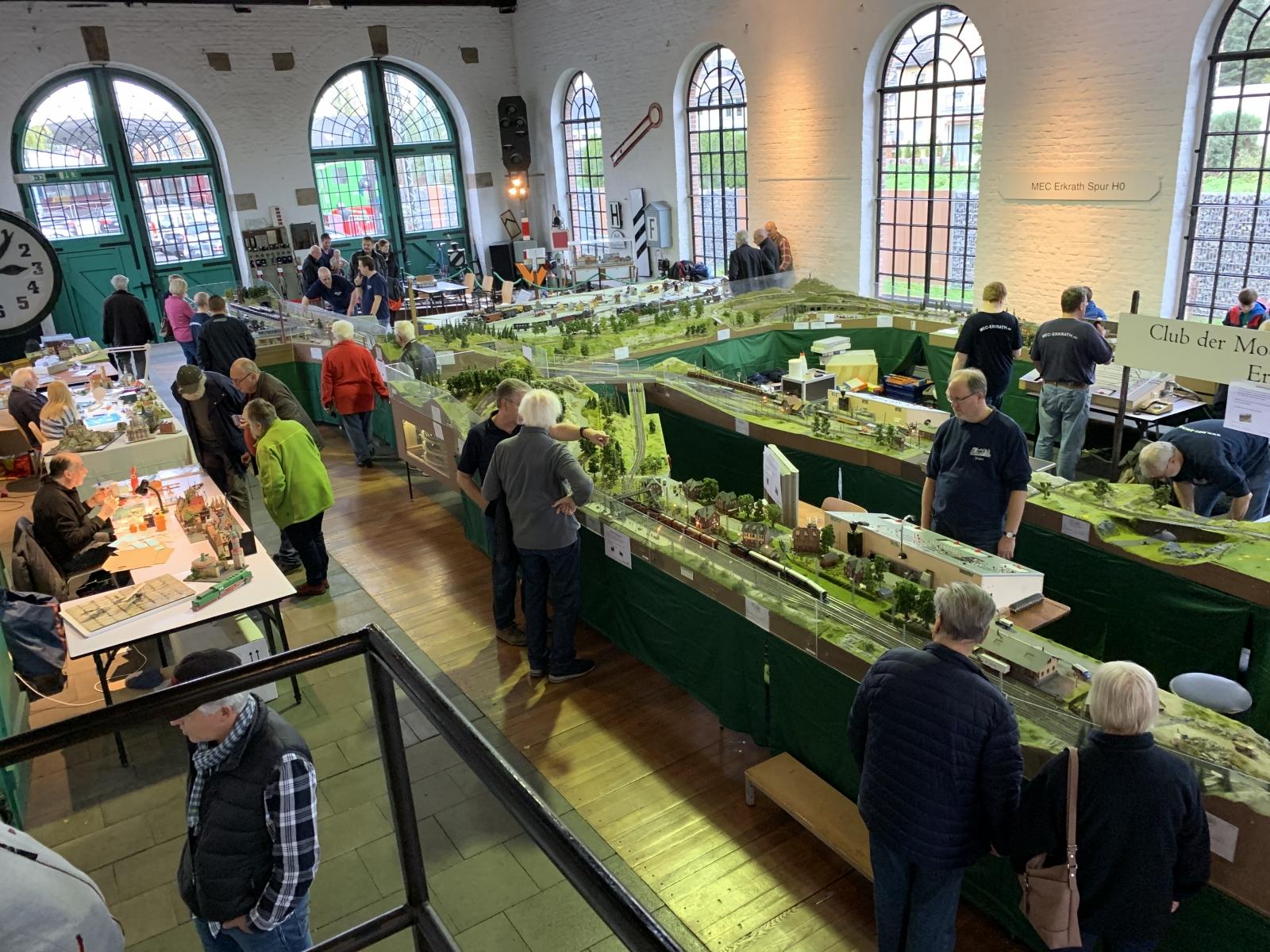 MEC Erkrath Ausstellung Hochdahl