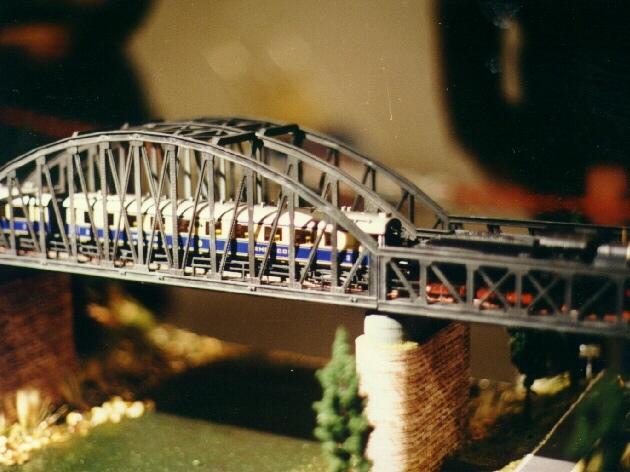 Bau alte Brücke