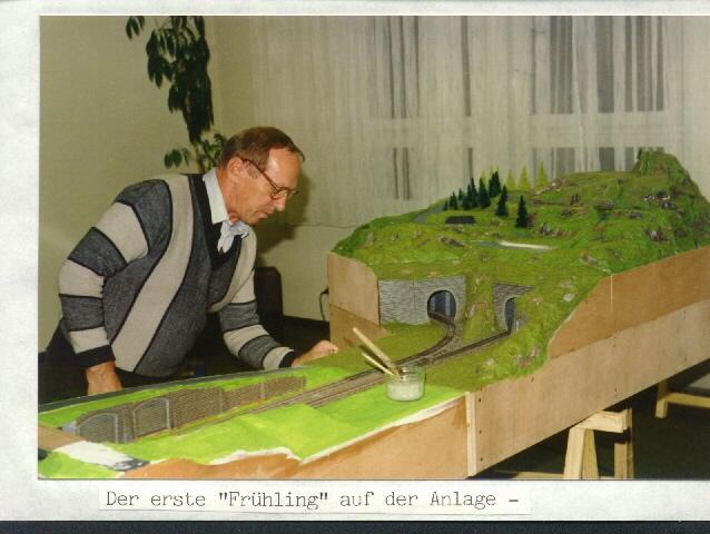 Bau Wendekopf Teil 2