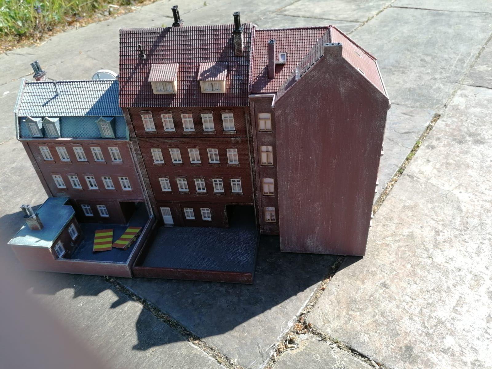 MEC Erkrath Bautätigkeiten Erkenrode